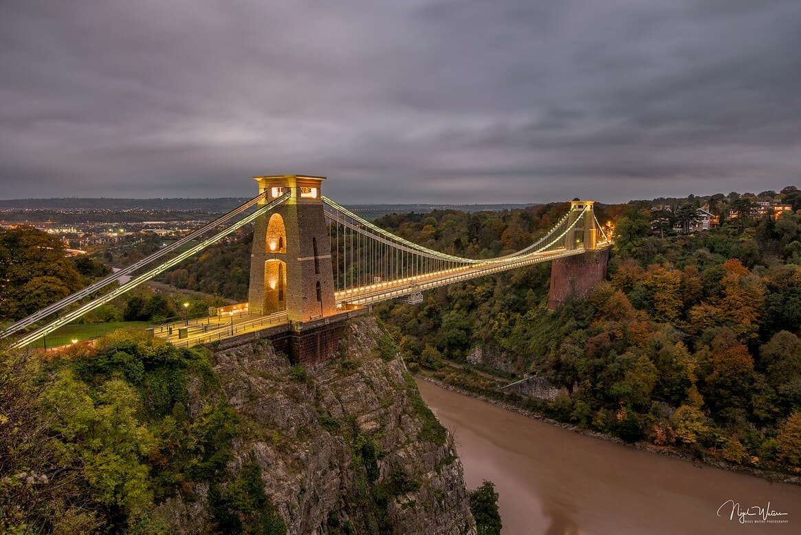 Brunel Clifton Suspension Bridge Bristol