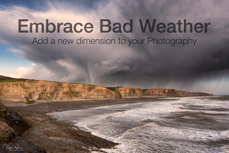 Bad weather photography ideas
