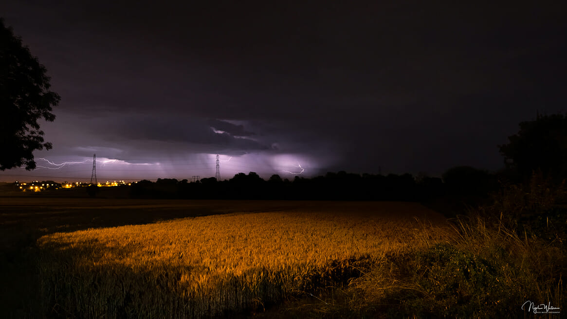 Thunderstorm Photography Tips