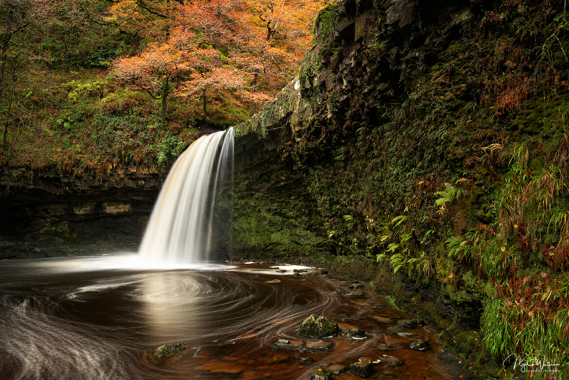 Sgwd Gwladys Waterfall Brecon Beacons