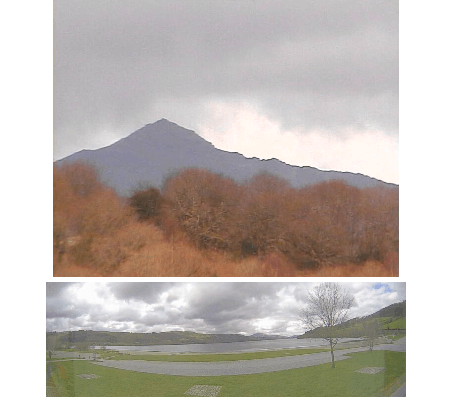 Snowdon Webcam by Snowdonia National Park