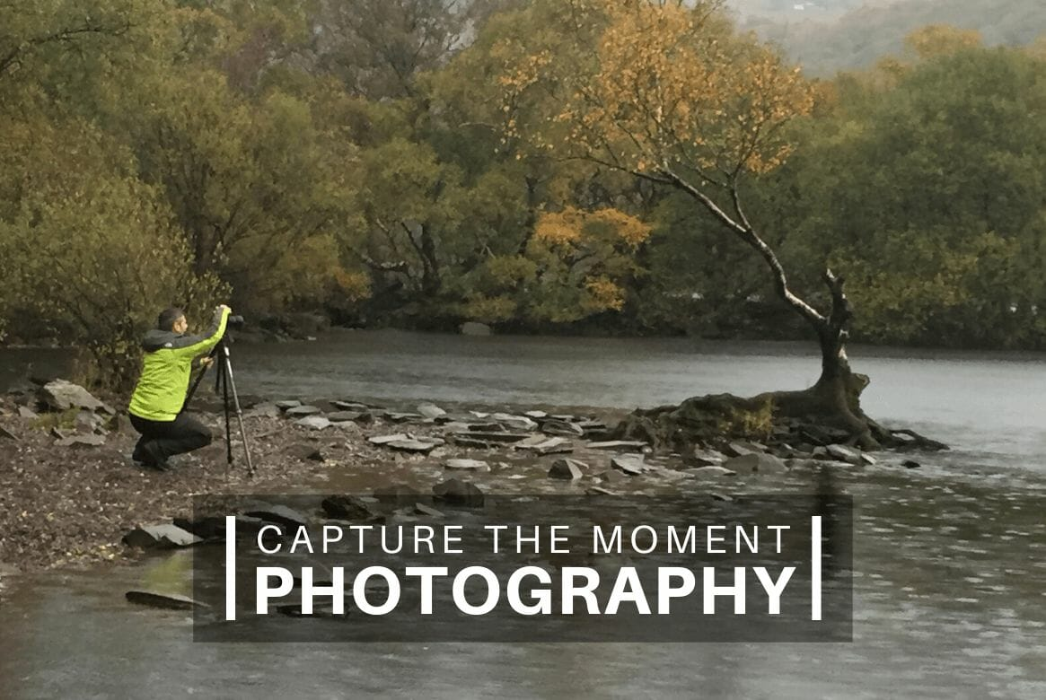 Capture the moment photography