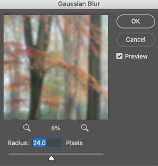 How to create Orton Effect Photoshop 1How to create Orton Effect Photoshop 2