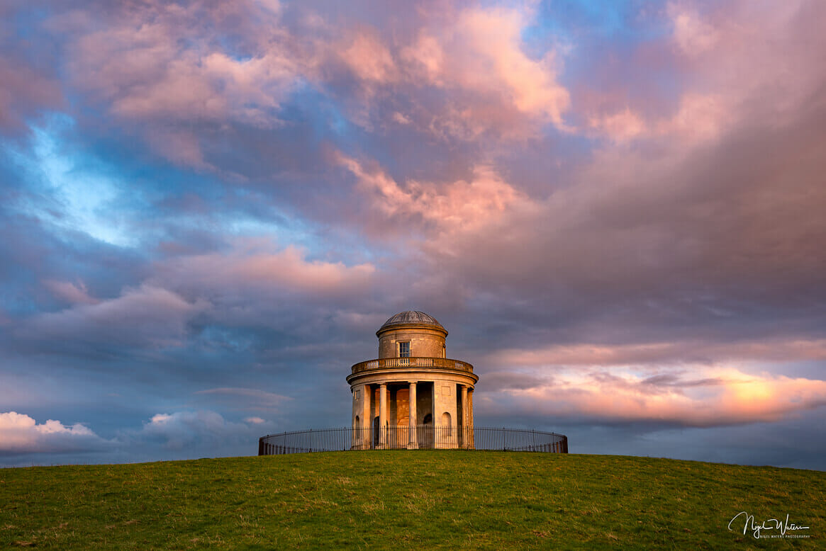 Panorama Tower Croome Open Edition Fine Art Print