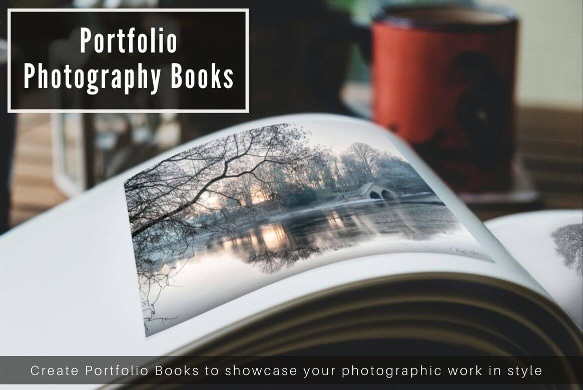 Photography Portfolio Books