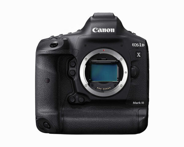 Canon EOS 1D X Mark III Camera