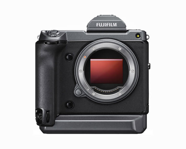 Fujifilm GFX 100 DSLR Camera Body