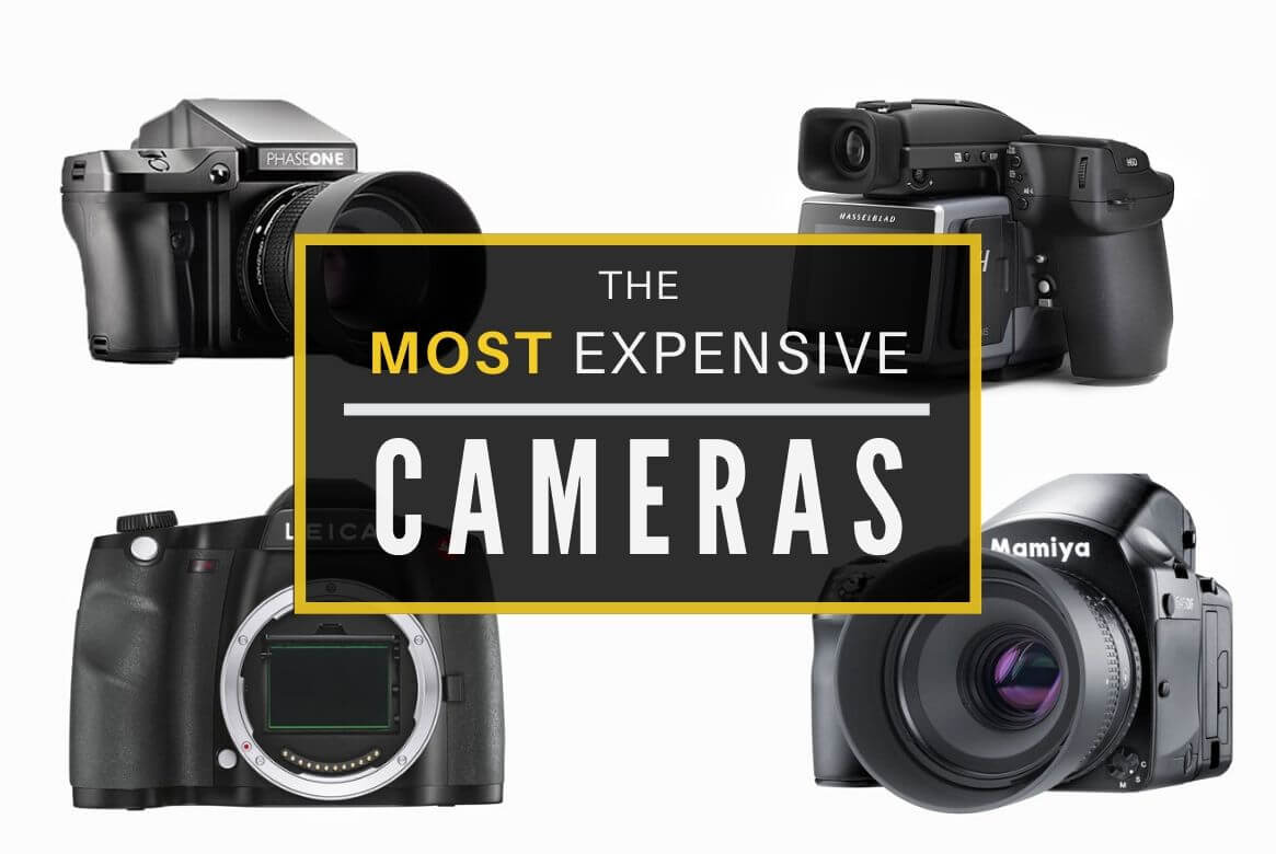 The most expensive camera in 2021