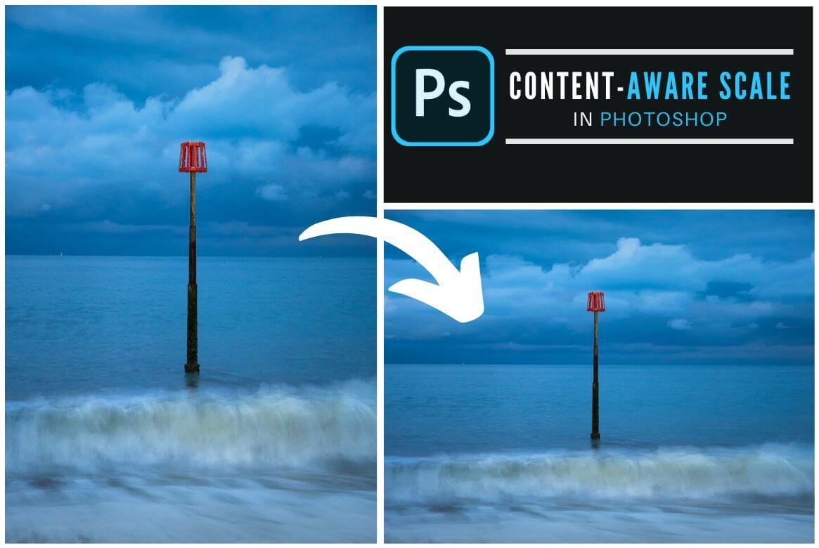 How to use Content Aware Scale in Photoshop